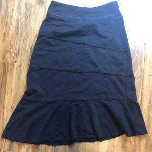 Athleta Skirt Athletic Black Small